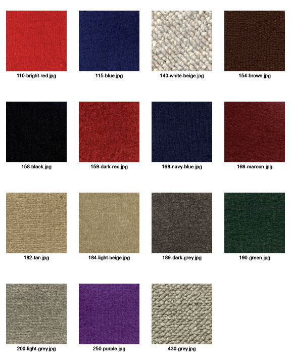 Carpet Names Ideas