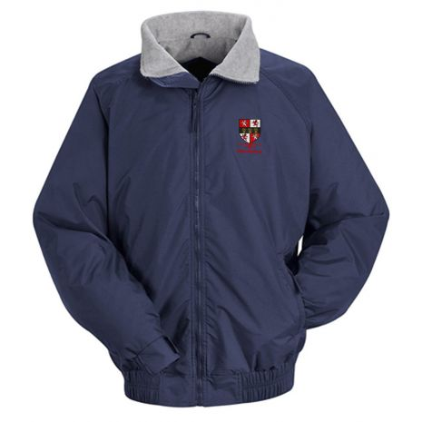 Embroidered Coat of Arms All Weather Jacket