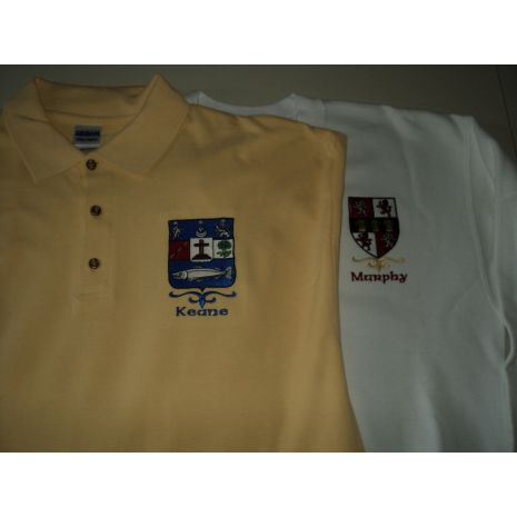 Coat of arms apparel